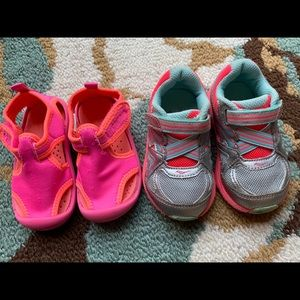 Toddler/baby girl sneakers/shoes